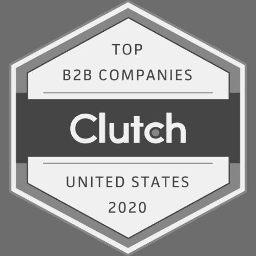 Clutch 2020 Badge 500x500 Greyscale