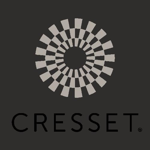 Cresset Logo Greyscale